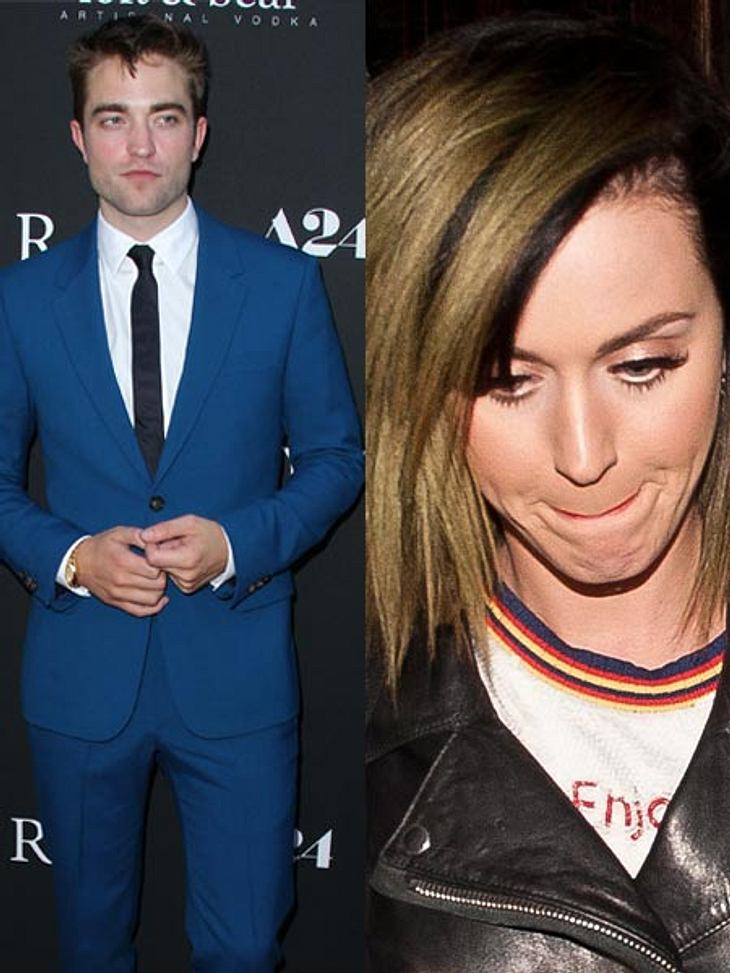 Katy Perry: Heimlich verliebt in Rob Pattinson!