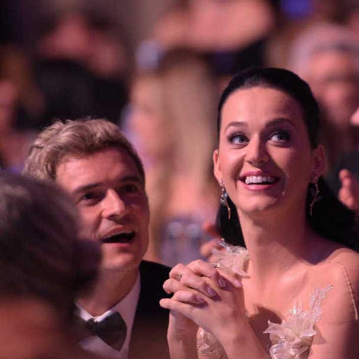 Katy Perry: Schwanger von Orlando Bloom?