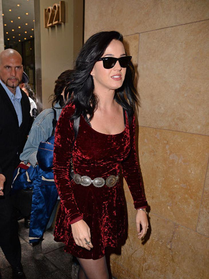 Katy Perry ist für Gleichberechtigung