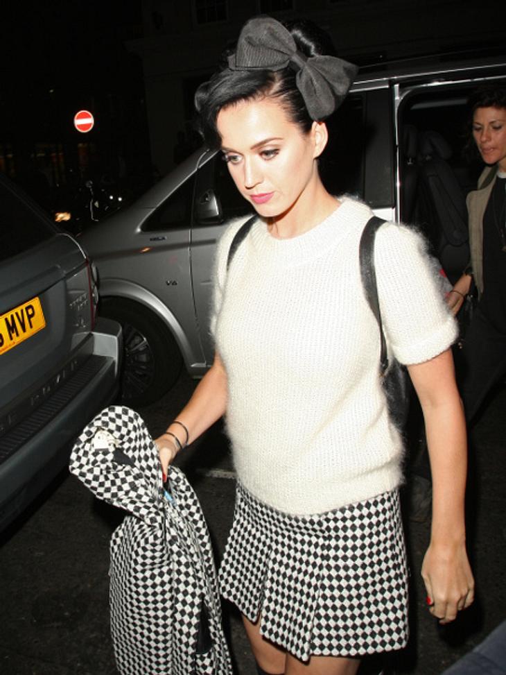 Katy Perry hatte Selbstmordgedanken