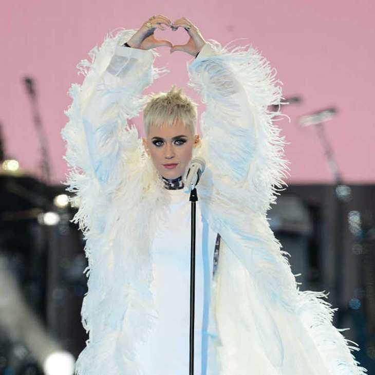 Katy Perry: Mit 100 Millionen Followern zur Twitter-Königin!