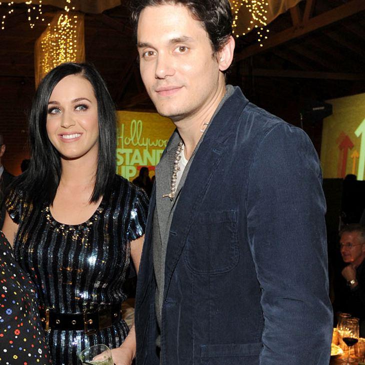 Katy Perry: Liebescomeback mit John Mayer?