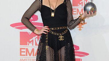 Katy Perry wurde bei den MTV EMAs ausgezeichnet - Foto: Lia Toby/WENN.com