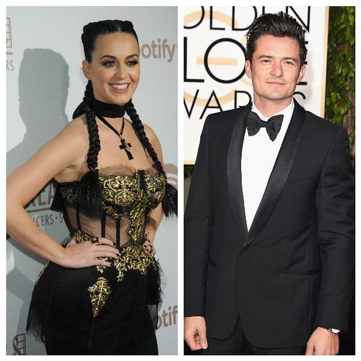 Katy Perry und Orlando Bloom scheinen ein Paar zu sein