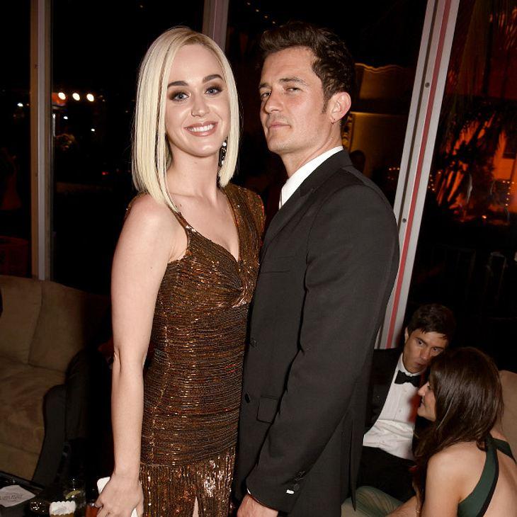Katy Perry & Orlando Bloom: Liebes-Comeback unter Palmen?