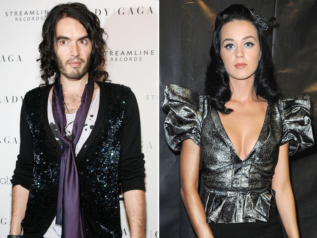 Russell Brand liebt Katy Perry immer noch