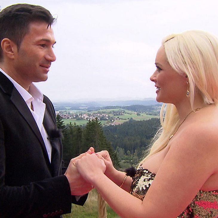 Erste Fotos: Hier hält Lucas um die Hand seiner Daniela an