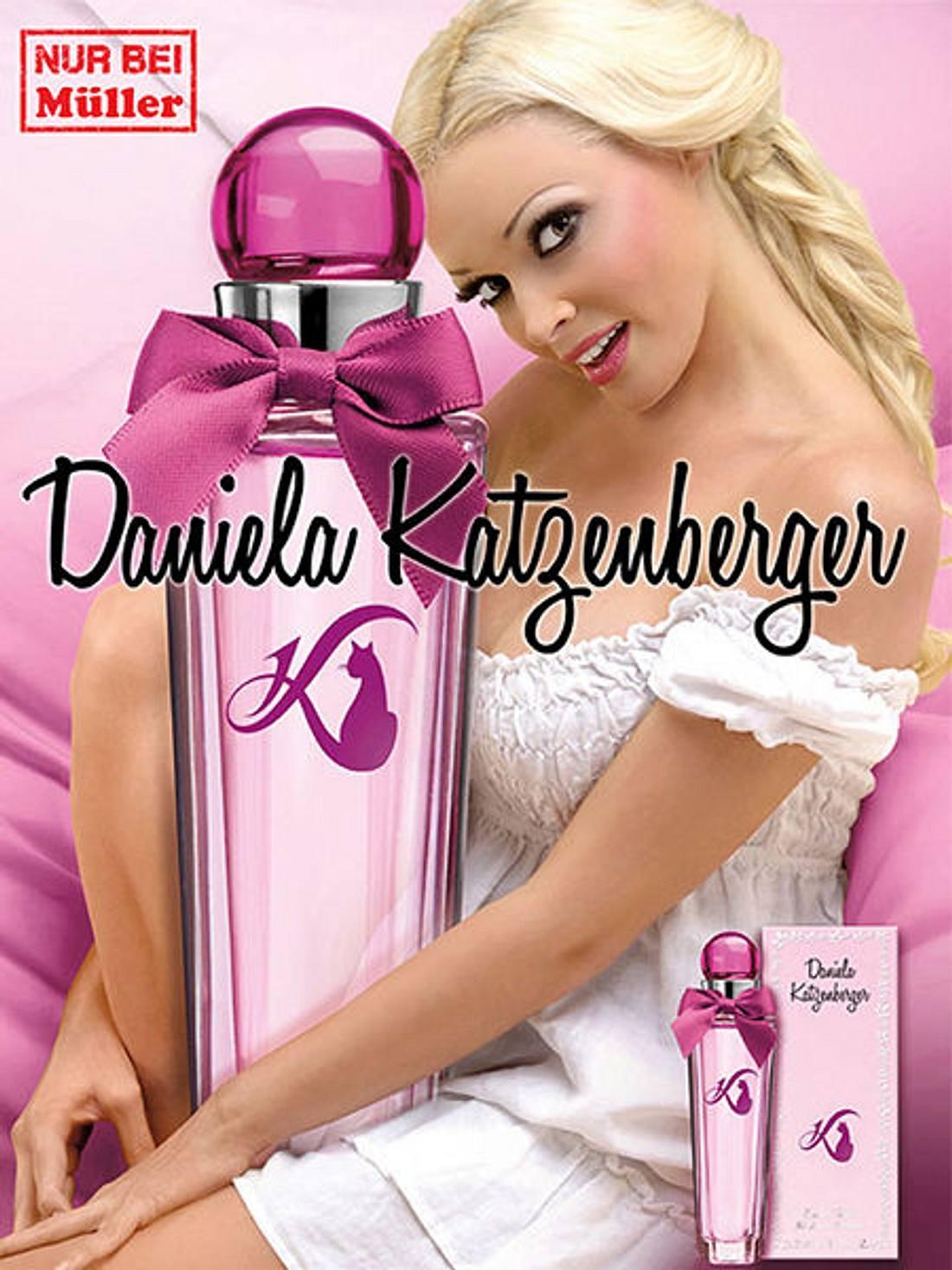 Daniela Katzenberger hat jetzt auch ihr eigenes Parfum