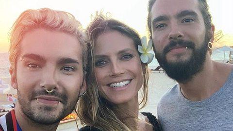 Heidi Klum und Tom Kaulitz sind verlobt - Foto: Instagram/@heidiklum