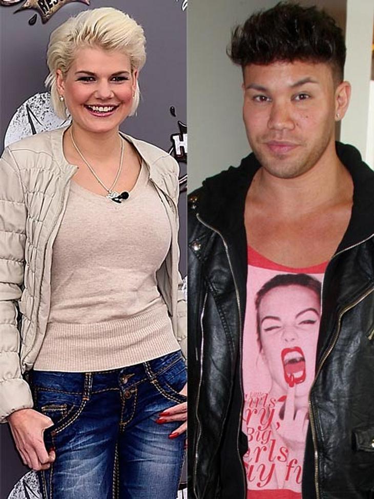 Kay One & Melanie Müller im Song-Duell zur WM 2014?