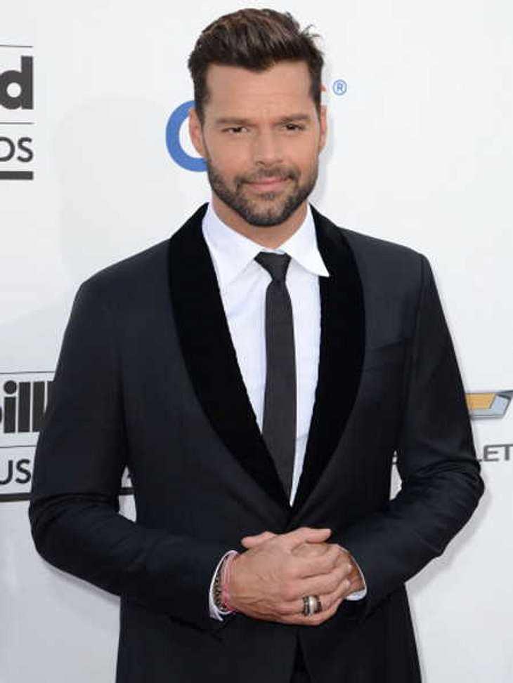 Keep Your Light Shining: Ricky Martin völlig unterfordert!