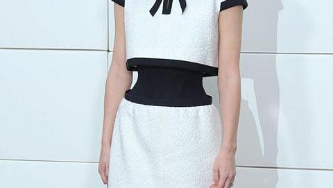 Keira Knightley bei der Fashion Week - Foto: Wenn