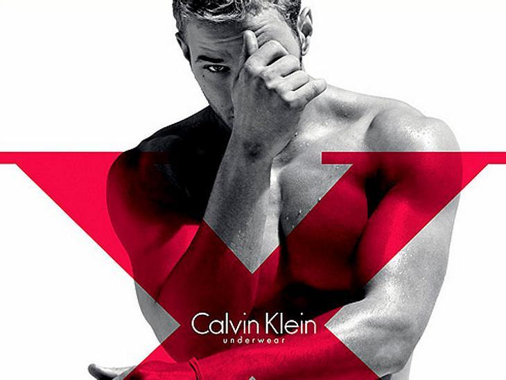 Kellanz Lutz & Co.: Sexy Calvin Klein Video