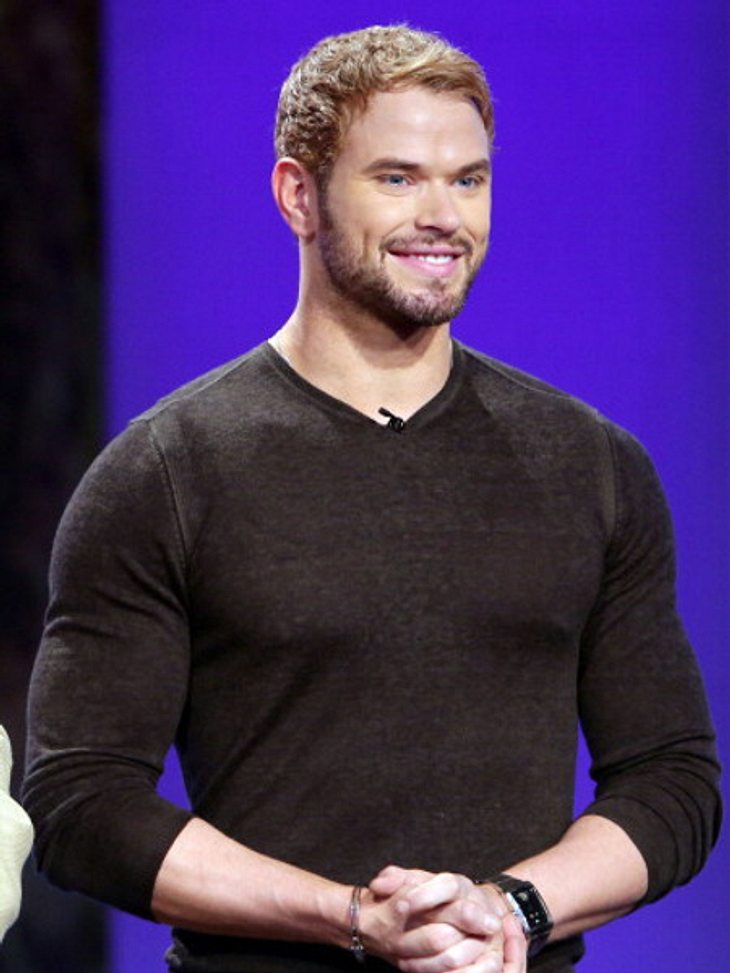 Kellan Lutz: Datet er Miley Cyrus?