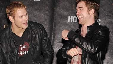 Kellan Lutz ist auf Robert Pattinson eifersüchtig und umgekehrt. - Foto: GettyImages