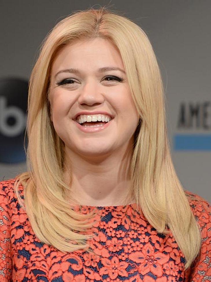 Kelly Clarkson erwartet ein Mädchen.