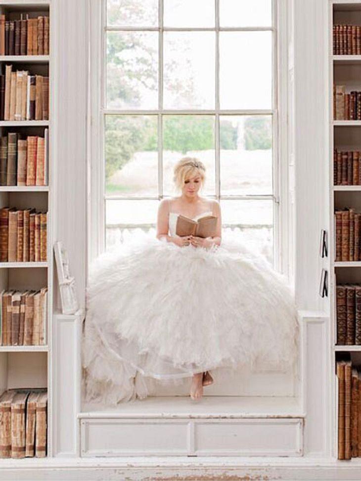 Kelly Clarkson zeigt ihr Brautkleid