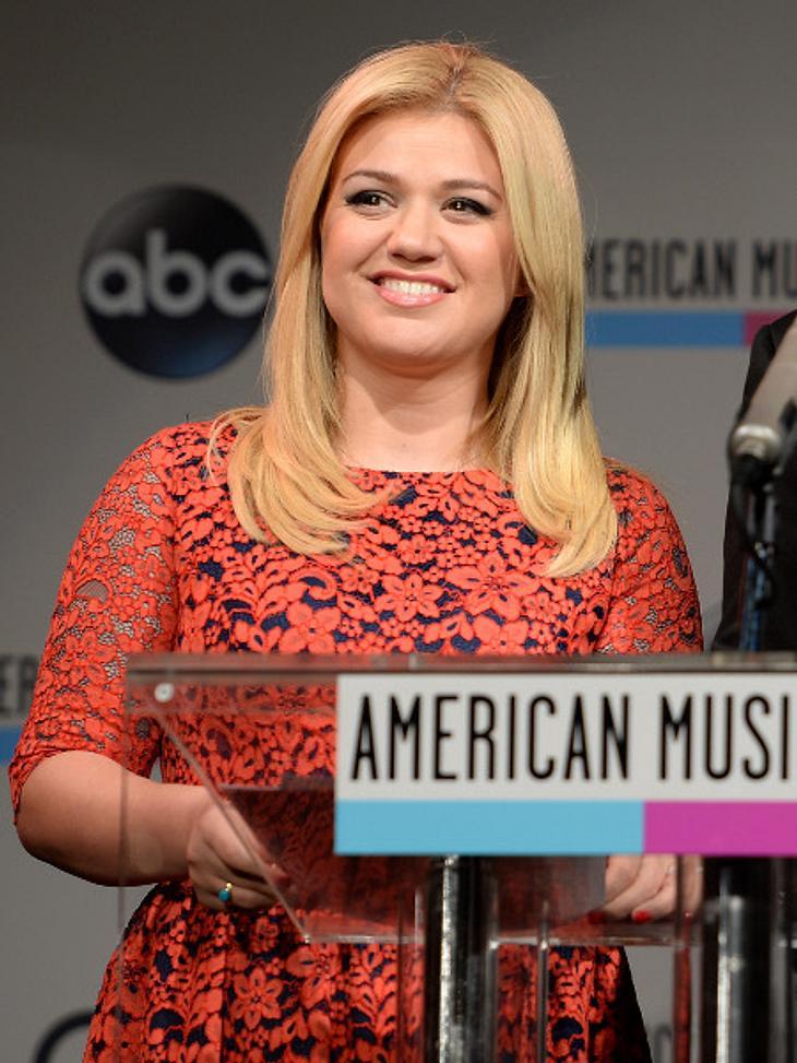 Kelly Clarkson möchte schnell Kinder
