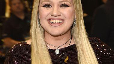 Kelly Clarkson ist wieder richtig schlank!