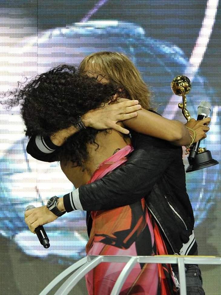 World Music Awards 2010: Die besten Auftritte