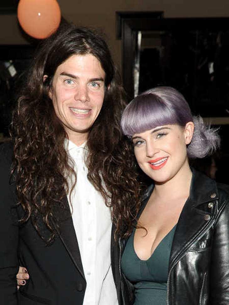 Kelly Osbourne und Matthew Mosshart haben sich in aller Freundschaft getrennt.