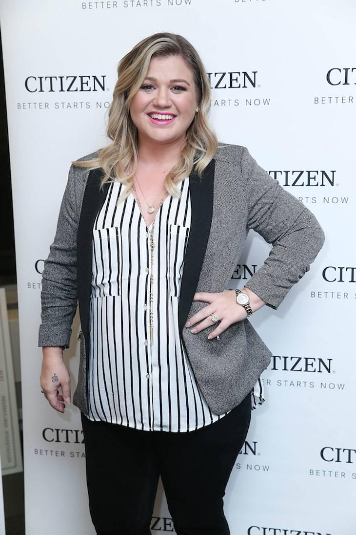 Kelly Clarkson: Heul-Attacke auf der Bühne