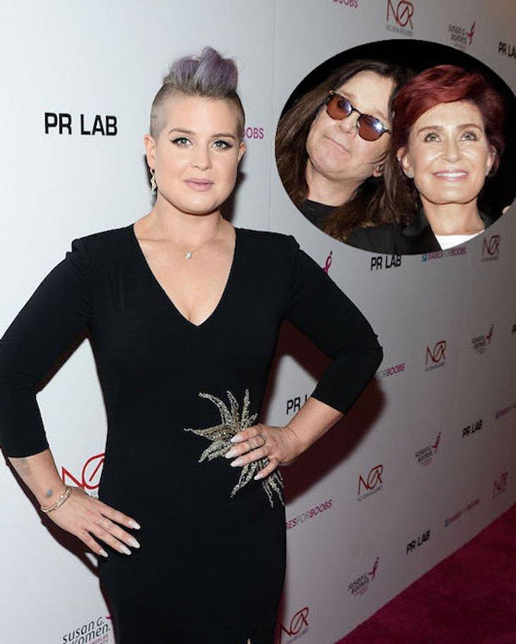 """Kelly Osbourne: """"Meine Eltern sind zusammen"""""""