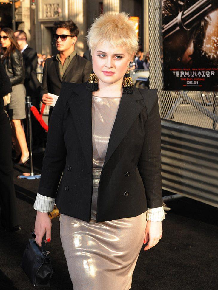 Kelly Osbourne holt zum Rundumschlag aus: Sie lästerte über Lady GaGa, was das Zeug hielt! Läster-Attacke gegen Lady GaGa