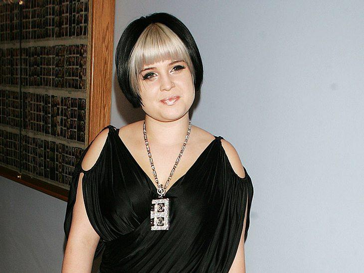 Kelly Osbourne scheint übel drauf zu sein: dieses Mal ist Christina Aguilera dran