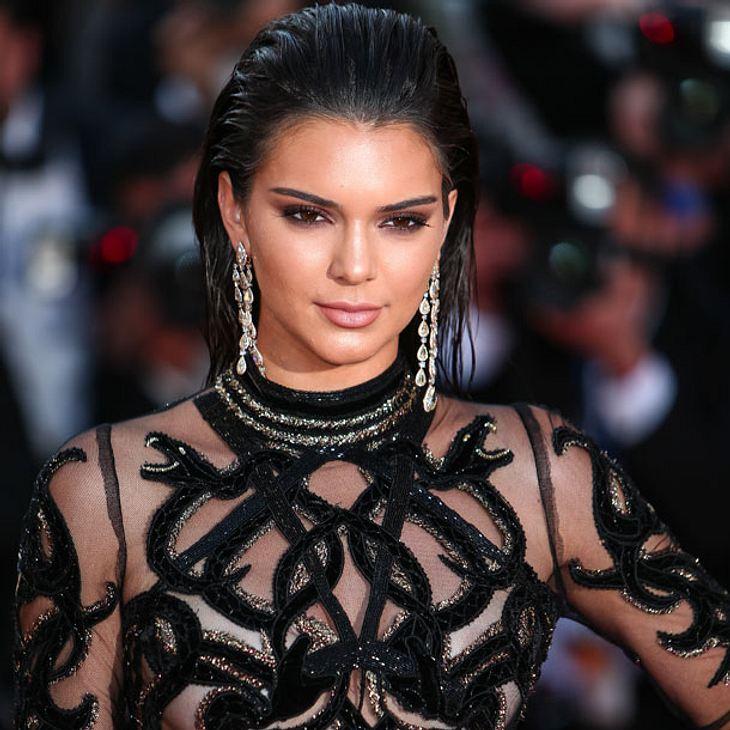 Auch Kims Schwester schafft es unter die Top 5: Kendall Jenner