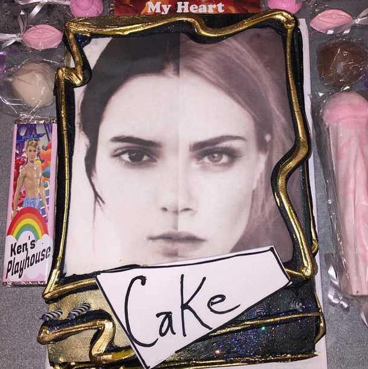 Cara Delevingne Kendall Jenner Modelinie CaKe