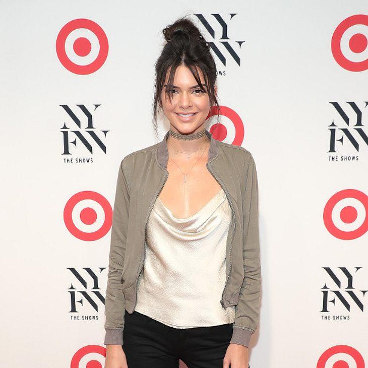 Kendall Jenner hat sich womöglich in einen guten Freund verguckt
