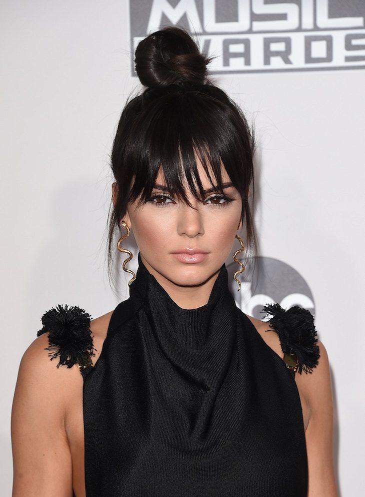 Gute Tat: Kendall Jenner verteilt Essen an Obdachlose