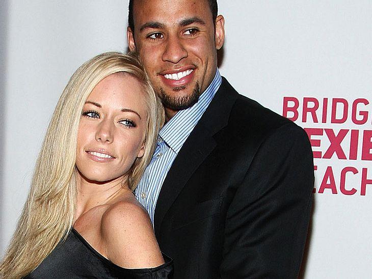 Kendra Wilkinson mit ihrem Mann Hank Baskett