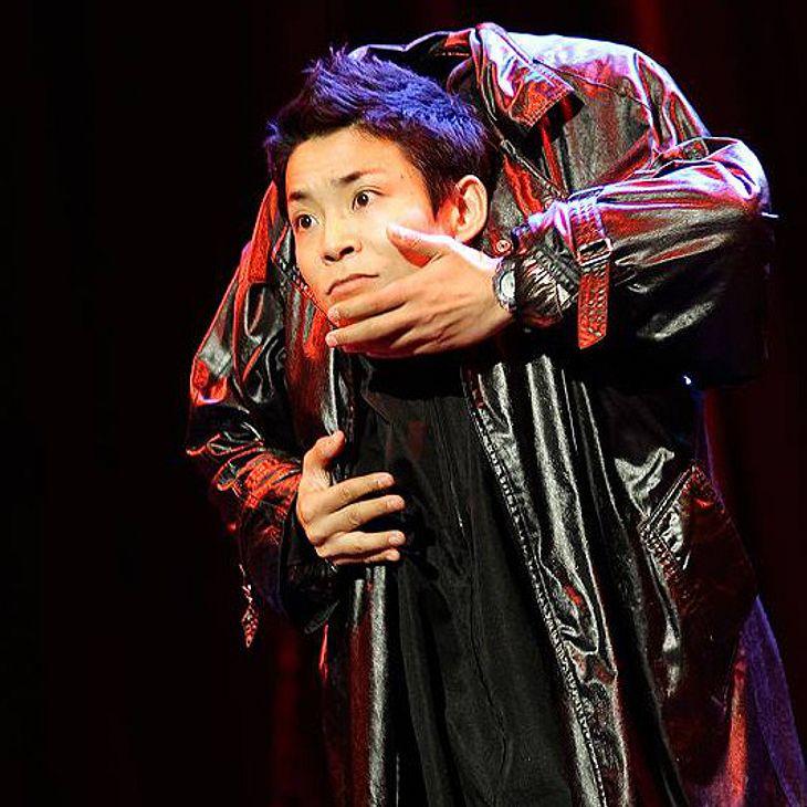 Kenichi Ebina zeigt was er kann und schockt die Jury
