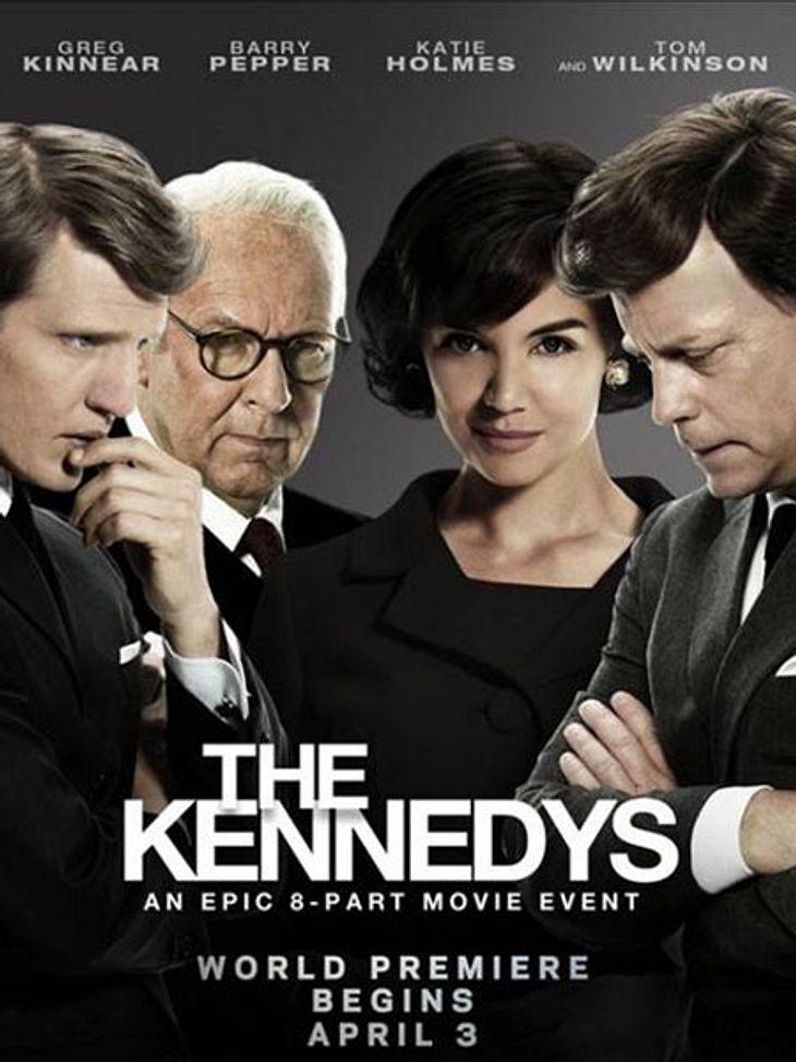 """Ab Donnerstag auch bei uns zu sehen: """"Die Kennedys""""."""