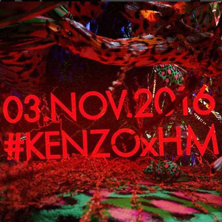 Kenzo für H & M: Die ersten Bilder der heißen Teile sind da!
