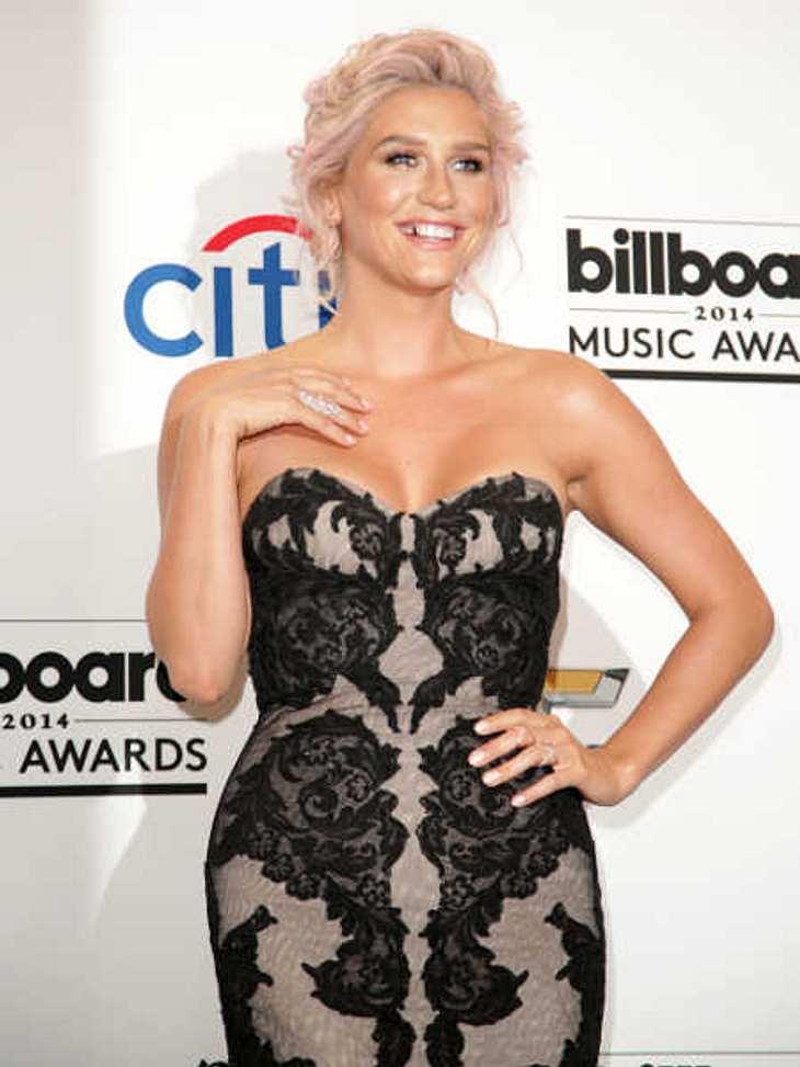 Kesha ist frisch verliebt