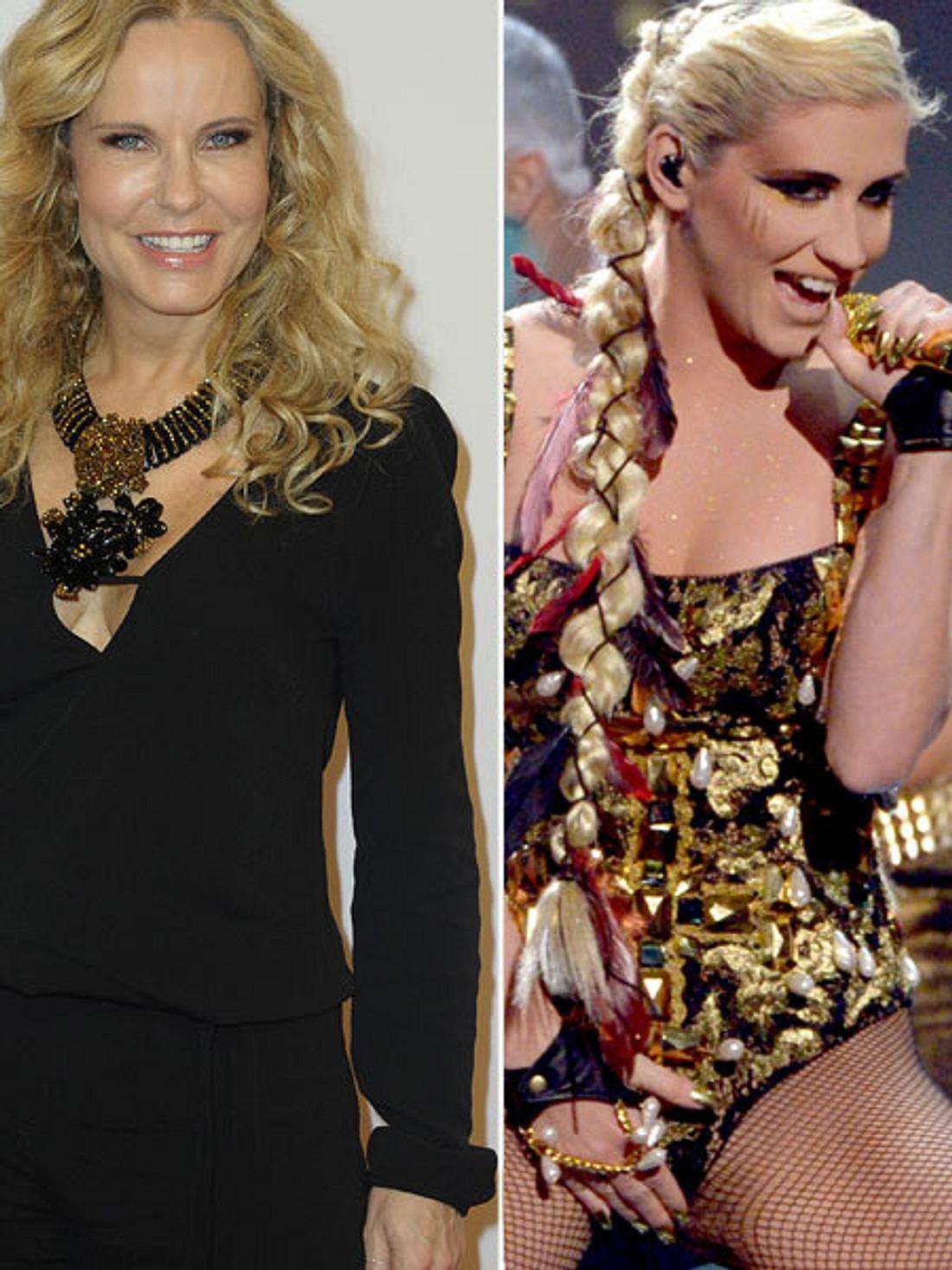 Katja Burkard betitelt Kesha als Schlampe