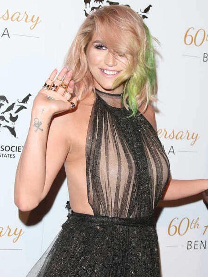 Kesha: Erster Auftritt nach Rehab!