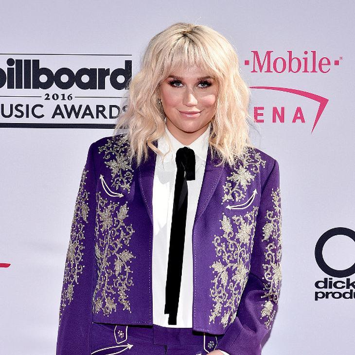 Kesha bittet ihre Fans um Hilfe und stellt eine Belohnung in Aussicht