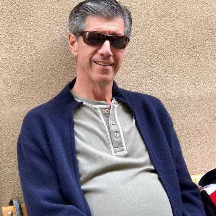 Kevin Daly hatte einen Tumor im Bauch