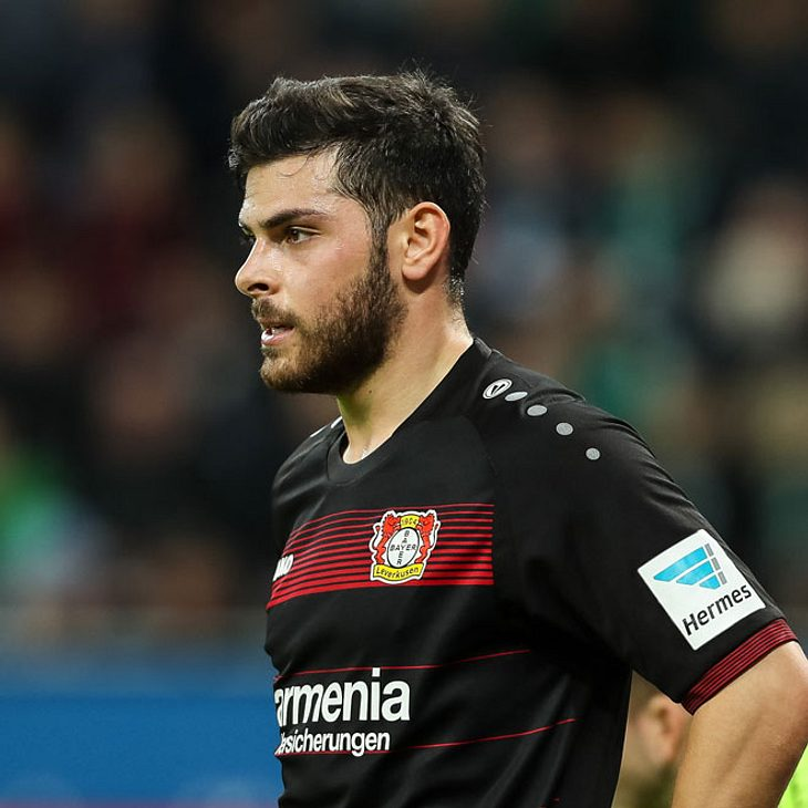 Kevin Volland hat geheiratet