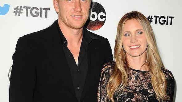 Greys Anatomy-Star Kevin McKidd: Hochzeit und Baby! - Foto: Getty Images
