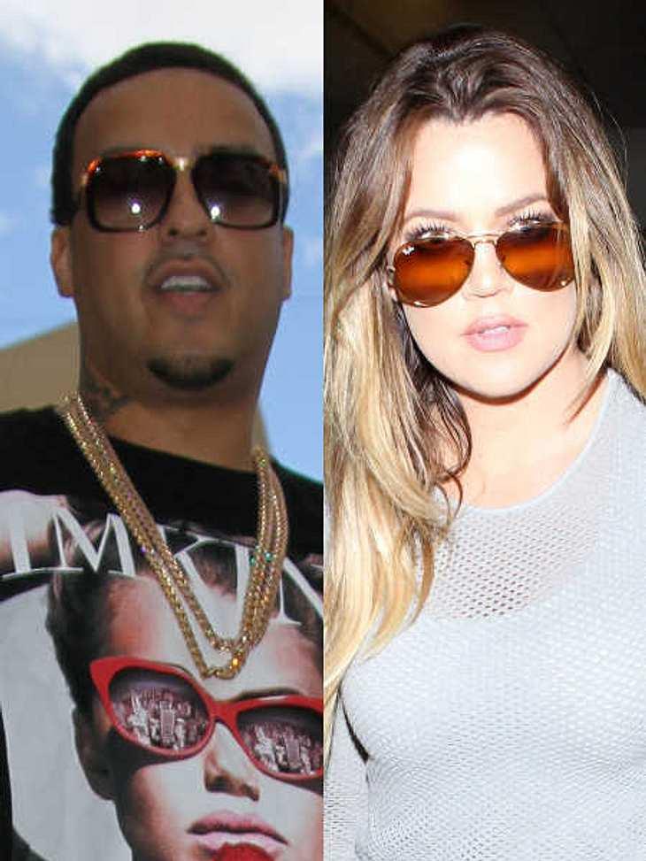 Khloe Kardashian und French Montana sind ein Paar.