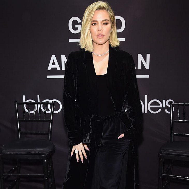 Khloé Kardashian: Schwerer Schicksalsschlag in der Schwangerschaft