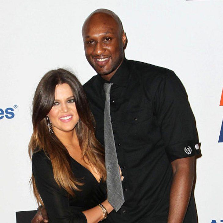 Khloe Kardashian & Lamar Odom haben sich getrennt