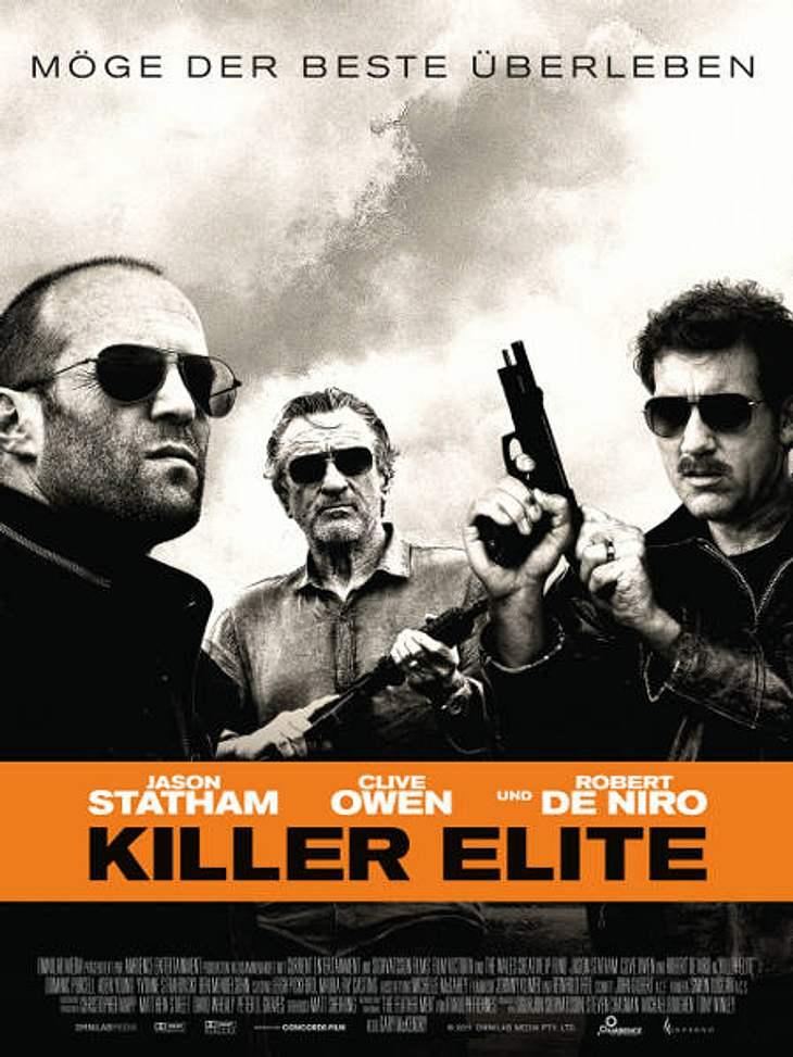 """Unser Kino-Tipp: """"Killer Elite"""" ab dem 27.10.2011 im Kino"""