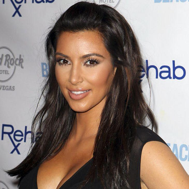 Kim Kardashian plant bereits ein zweites Baby