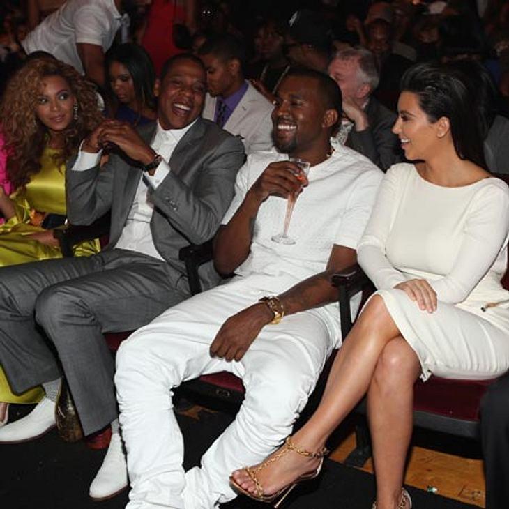 Beyonce: Deshalb kam sie nicht zu Kimyes Hochzeit!